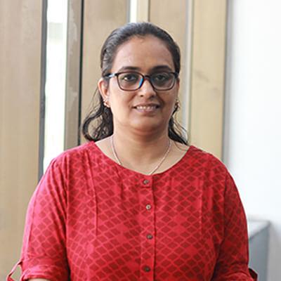 Anjali Ghadge - VP, HR