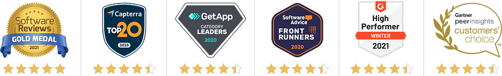 MangoApps Industry Awards and Recognitions