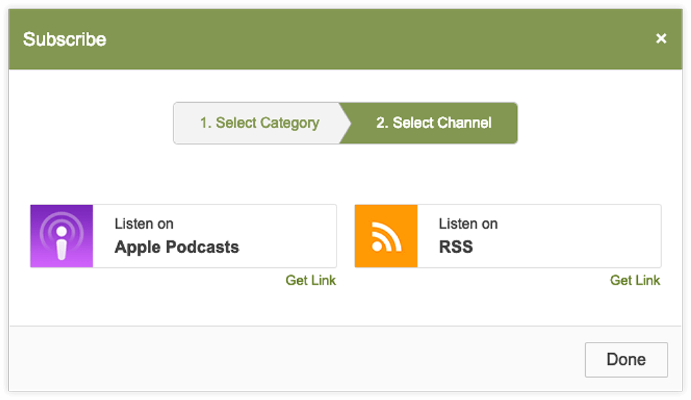 Subscribe to Posts as Podcasts
