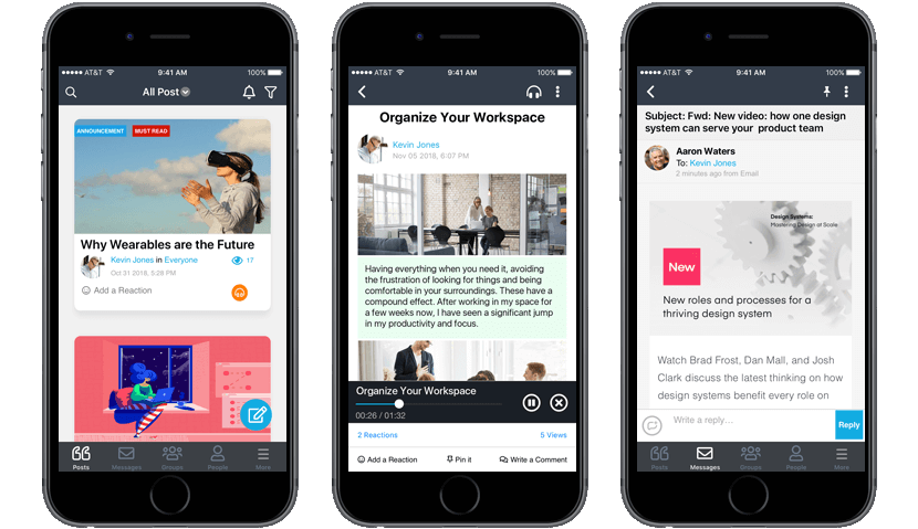 Create and View Posts From Any Device