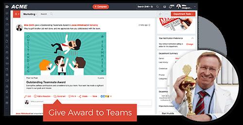 Rewards & Recognition
